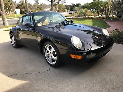 1997 Porsche 911 Carrera Model 993 One Owner, One Top Mechanic. One of a kind.