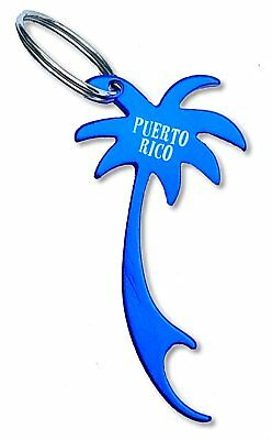 Puerto Rico Souvenirs Rican Metal key holder ring Surfing Board