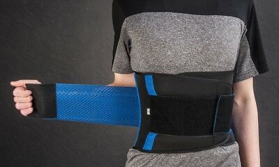 NEW Lower Back Support Belt, Lumbar Support Brace for Exercise FOR MEN AND WOMEN
