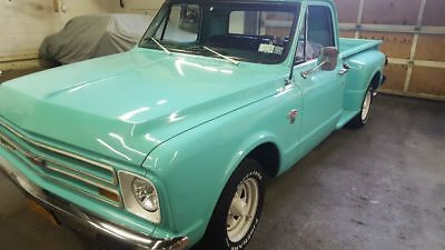 1967 Chevrolet C-10  1967 chevy c10 hot rod