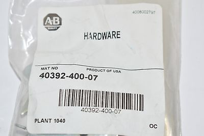 New Allen Bradley 40392-400-07 Hardware Acessory Kit