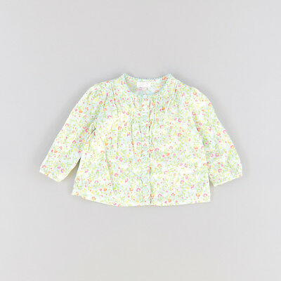 Camisa color Verde marca Dombi 6 Meses  191994