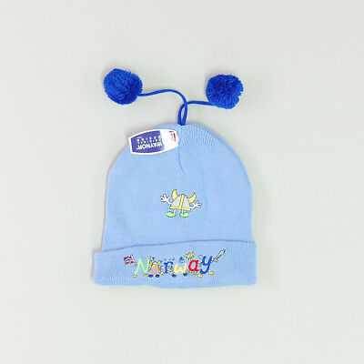 Gorro color Azul marca Way Nor 18 Meses