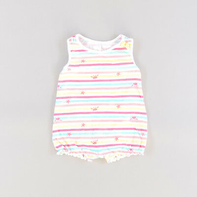 Pelele color Blanco marca In Extenso 3 Meses