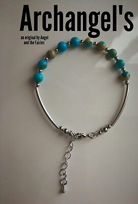 Code 253 Bring the Archangels of your choice into your life Archangel's bracelet