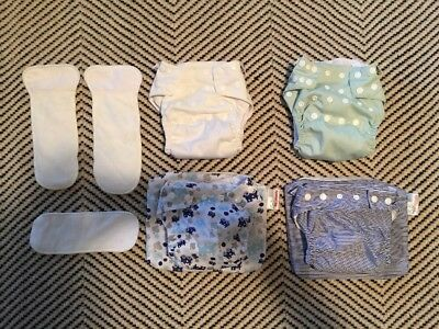 Bambooty Cloth Nappies Easy Dry One Size