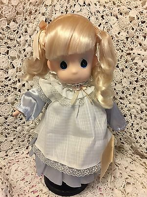 "Precious Moments Missy Doll ""Happiness is The Lord"" Signed by Sam Butcher"