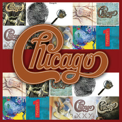Studio Albums 2: 1979-2008 - Chicago (2015, CD NIEUW)10 DISC SET