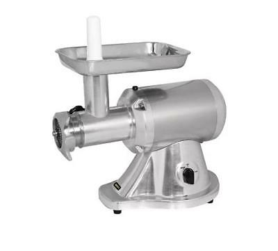 Apuro Meat Mincer 250kg/hr with 6mm & 8mm Cutting Plate Commercial Heavy Duty