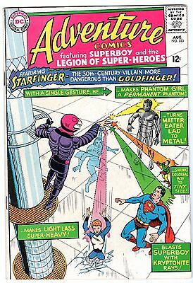 Adventure Comics #335 with Superboy & The Legion of Super-Heroes, VF/Nr-Mt Cond'