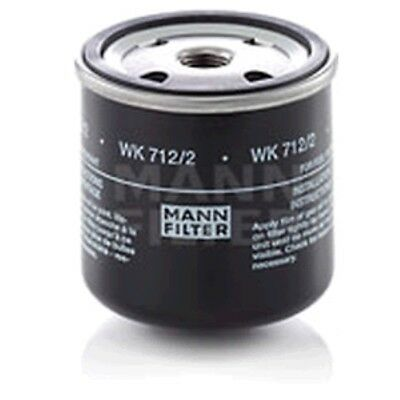 Mann WK818//80 Fuel Filter Spin On 92mm Height 82mm Outer Diameter Service