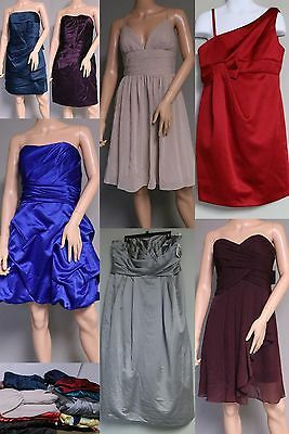 Huge Lot 170+ David's Bridal Formal Dresses Bridesmaid Prom Flower Girl New