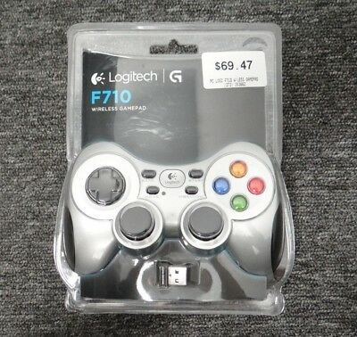 Logitech F710 Wireless PC Gamepad PC Accessorie Controller GAMING