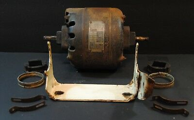 Groovy Vintage Bench Grinder Motor Gm Packard Division Sunlight 1 4 Gmtry Best Dining Table And Chair Ideas Images Gmtryco