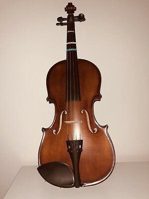 Enrico 1/2 Size Student Extra Violin With Case and Shoulder Rest