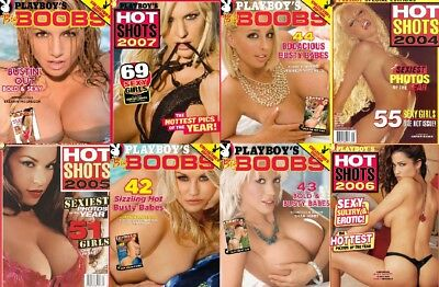 Playboy's Magazine Collection & Penthouse Extras 79 Issues In PDF On DVD