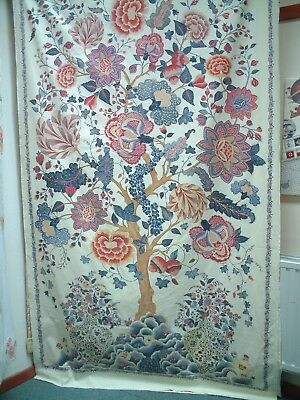 Brunschwig & Fils Fabric Karikal Palampore - Superb Textile Panel