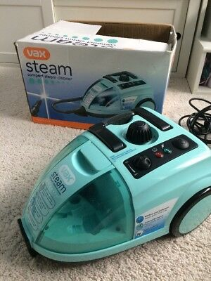 Vax Compact Steam Cleaner V-081
