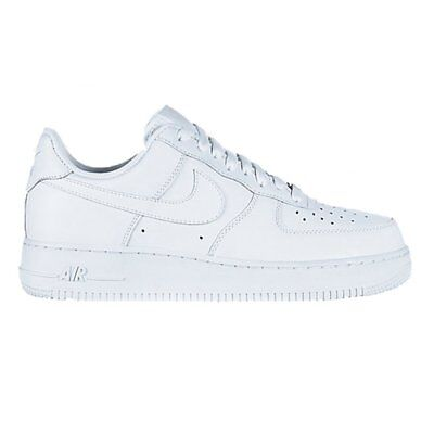 Nike Air Force 1 '07 Lo White / White (Z-23) 315122-111 Mens Trainers All Sizes