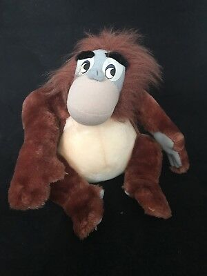 Disney Store Jungle book King louie Soft Toy Plush