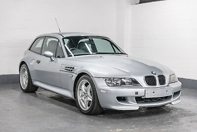 BMW Z3M Coupe Outstanding Condition FSH UK Car Z3 M3 S50B32 Manual 5speed
