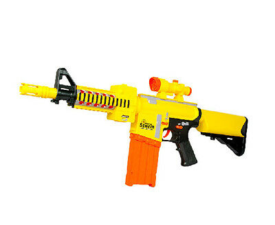 NERF Blaze STYLE Call Of Duty Photon Storm Semi-Auto 7005 soft bullet gun Toy