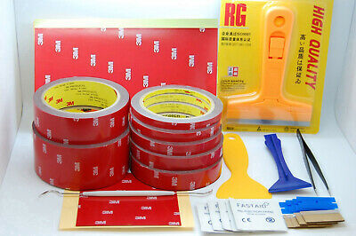 3M™4229P Double Sided Foam Tape Bundle Kit With Tools,automotive Tape,3 Meter