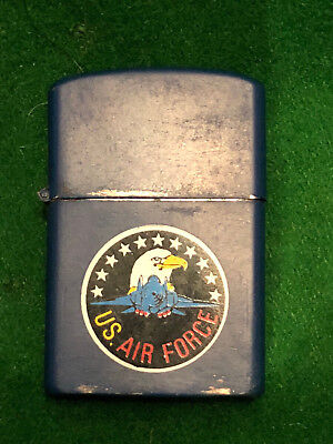 type zippo us air force