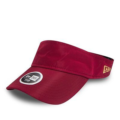 |80536539| New Era Visor – Ajustable Mlb New York Yankees Sport maroon/gold 2018