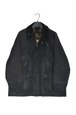 Vintage Barbour Bedale Waxed Jacket size men's M