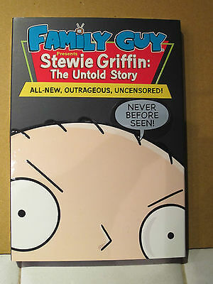 Family Guy/Stewie Griffin:The Untold Story DVD,2005/Color,88minutes,