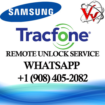 Remote Unlock Service Samsung S8 & S8 Plus, Note 8 from Straight talk Tracfone