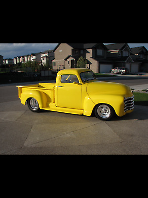 Chevrolet: Other Pickups 1952 Chevrolet pro street pick up