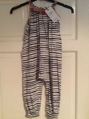 New Marks And Spencers girls jumpsuit 3-4 years Nice Item For Spring Freepost