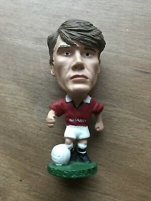 David Beckham Corinthian Prostar Figure-1995 Great Condition. PL361