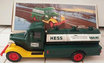 1985 First Hess Truck Bank - New in Box