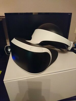 Sony PlayStation VR + Kamera + 2 Move-Controller