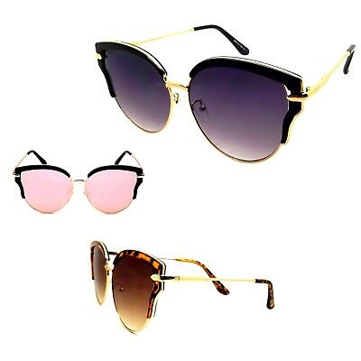 Lunettes Soleil Femme Papillon MIROIR Flashy Cathy CAT EYES Oeil de Chat SO  REAL 084d9d30f77f