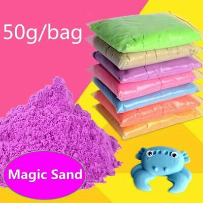 DoDoLu 50G/bag 2017 Hot Sale Dynamic Educational Amazing No-mess Indoor Magic Pl