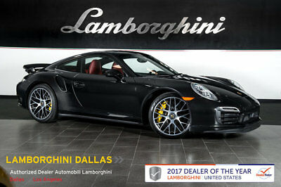 2014 Porsche 911 Turbo S Coupe 2-Door RR CAMERA+POWER/HEATED/VENTILATED SEATS+PARK ASSIST+SUNROOF+POWER STEERING PLUS