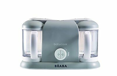 BEABA Babycook Plus Baby Food Maker, Cloud BRAND NEW! (open box)