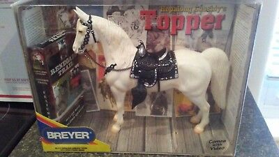 """Hopalong Cassidy's Topper"" # 1177 breyer 1/9 horse"