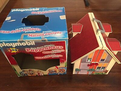 Playmobil Dollhouse / Puppenhaus - made in Germany