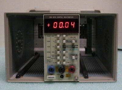 Tektronix TM503B + DM 501A Digital Multimeter