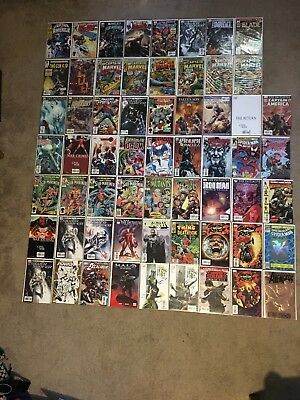 Comics 61 Book Lot All Marvel (MUST SEE)