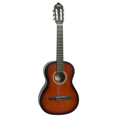 VALENCIA  ¾ size classical guitar. Sitka Spruce top.