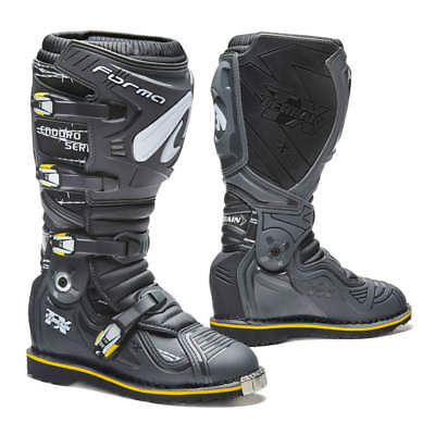 motocross boots | Forma Terrain TX Enduro grey tech offroad adventure adv mx sg