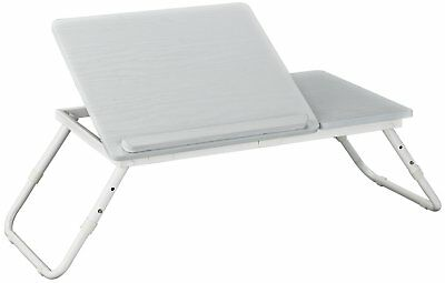 HOME Portable Laptop Tray - White