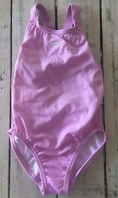 SPEEDO Baby Girls Swimmers (Size 1)