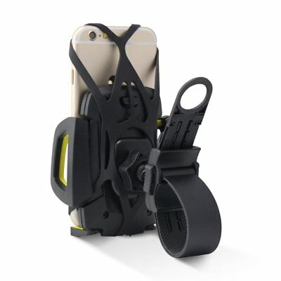 Bike Mount Phone Holder Upgrade 360 Rotate One-button Released Universal Cell Ph